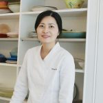 Chef Eun-Hee Kim of The Green Table